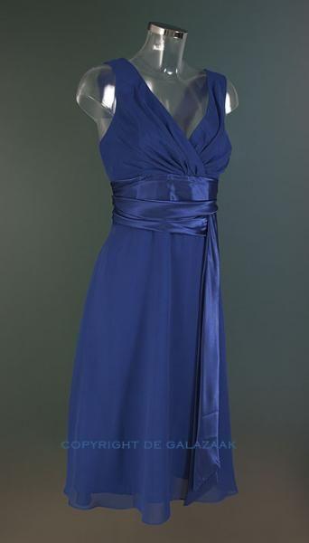 Hazel kreeg in Amsterdam van haar moeder een blauwe jurk cadeau. Deze droeg ze op haar afspraakje met Augustus in het Amsterdamse restaurant Oranje.