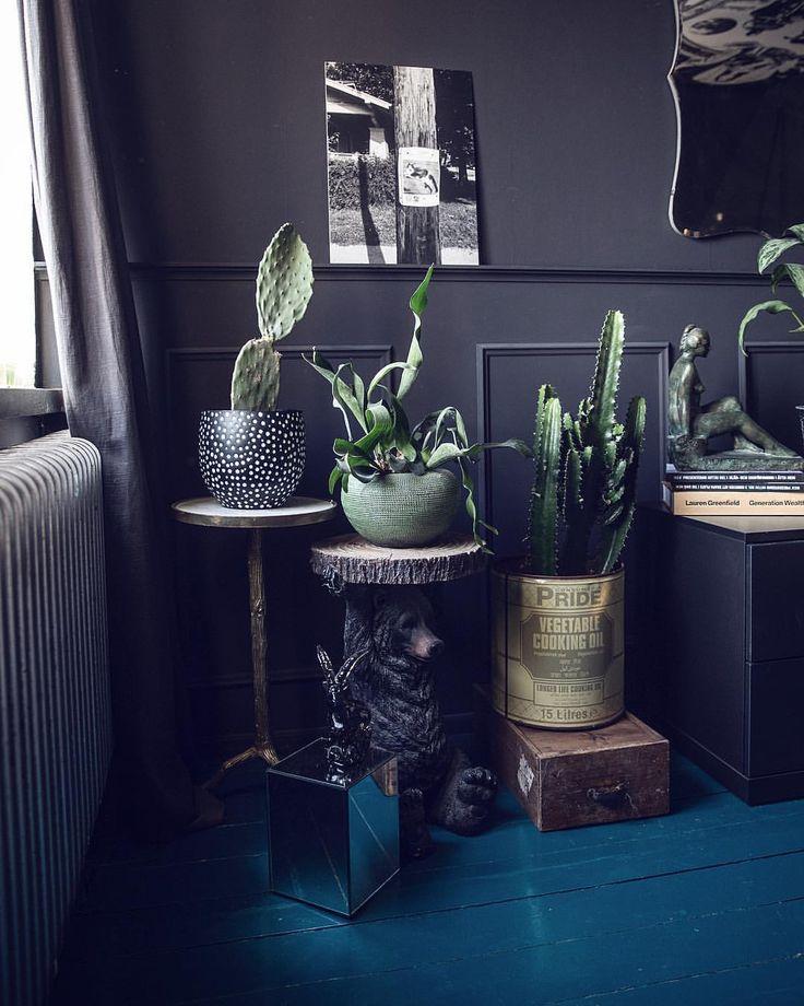 """156 Likes, 5 Comments - Jenny & Jens Brandt Grönberg (@jennyojens) on Instagram: """"""""Lost Cat"""" and plants. 30x42cm €60 👉🏽jennyojens.com"""""""