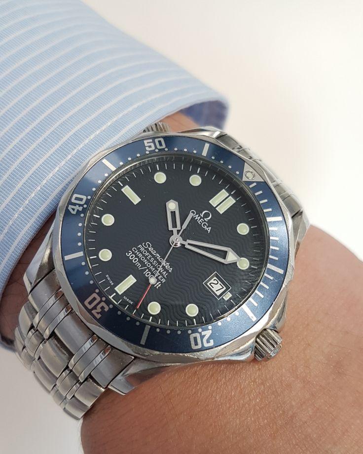 Omega Seamaster Diver 300m 2531