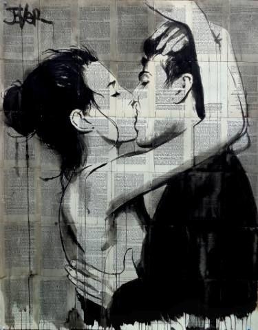 the big kiss