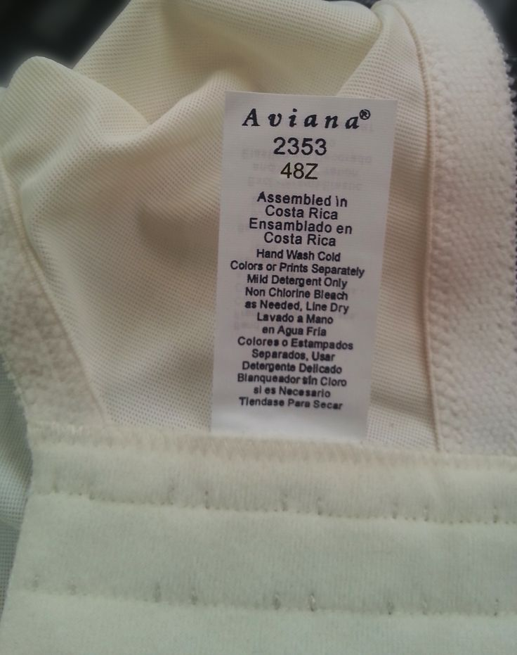 Aviana 2353 in size 48Z This is the worlds biggest NON custom commercially available bra.