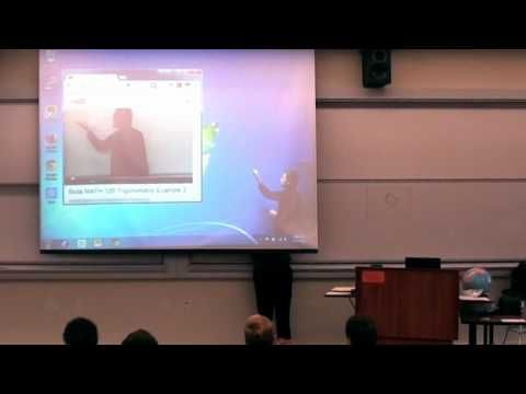 Watch a Professor's Elaborate April Fools' Joke Slay His Lecture Class – The Ticker - Blogs - The Chronicle of Higher Education