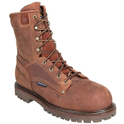 Carolina Boots Men's Composite Toe CA9528 Waterproof Insulated Boots