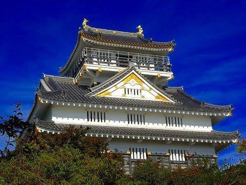 Castelo de Gifu-Japão em 1 Minuto - Japão Cultura