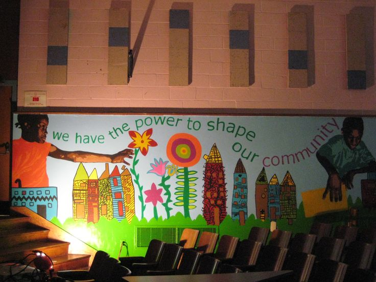 17 best images about school mural ideas on pinterest for Elementary school mural ideas