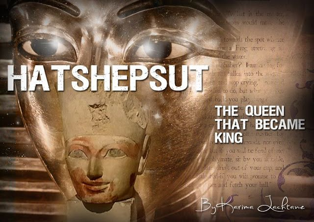 The Mysterious Hatshepsut