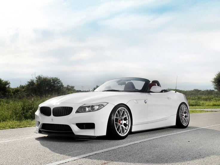BMW E89 Z4 white