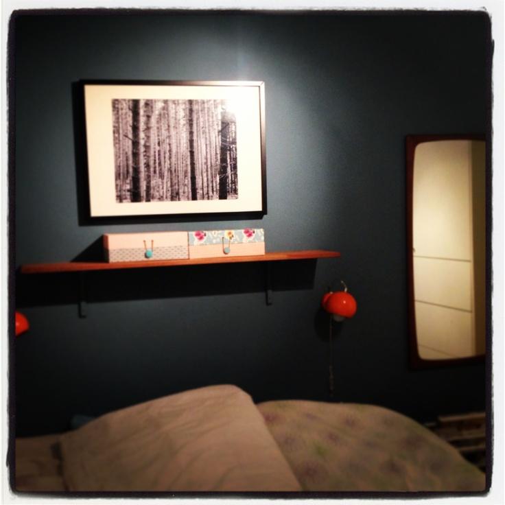 My bedroom..