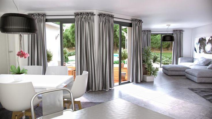 Clairlande: constructeur maison Gironde (33) - Actualités - Le modèle du mois