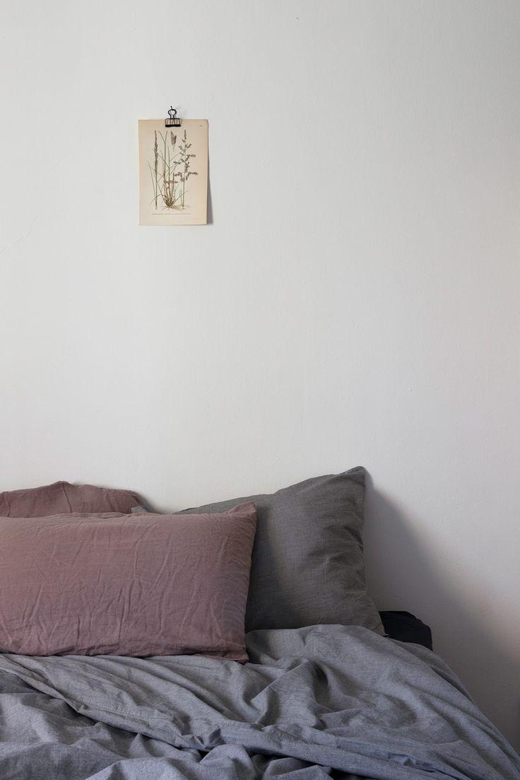 Linen Tales pillow cases / Kylässä