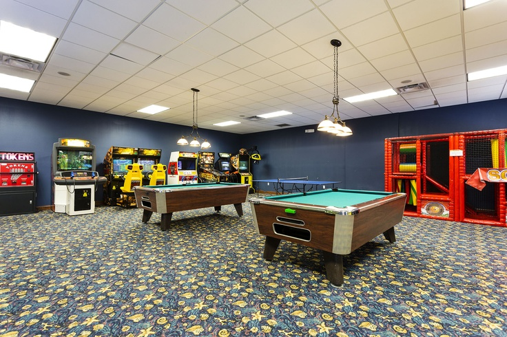 Paradise Palms Clubhouse Game Room Vacationrental
