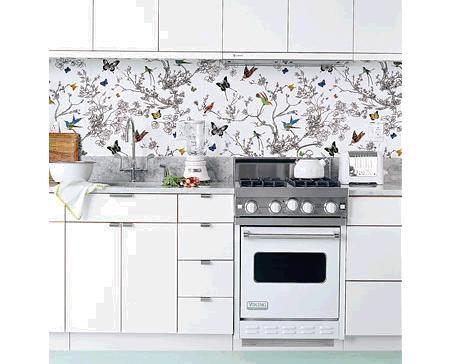 M s de 1000 ideas sobre papel pintado para cocinas en - Papeles pintados para cocinas ...