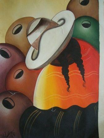 PEDRO MUÑOZ, Pintor Ecuatoriano
