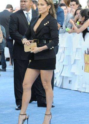 Jennifer Lopez: 2015 MTV Movie Awards -35 - Posted on April 13, 2015