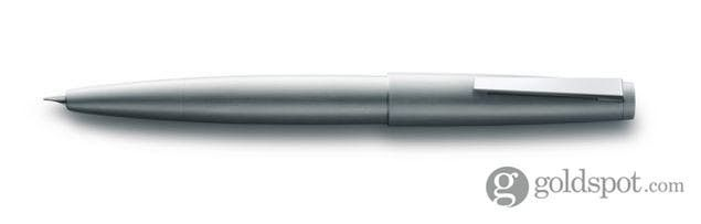 Lamy 2000 New Stainless Steel Extra Fine Point Fountain Pen