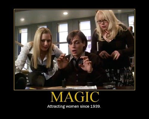 spencer reid and jj. jj and garcia are fascinated by the brilliance of reid\u0027s mini rocket launch magic trick! spencer reid jj