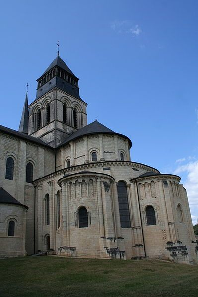 Abbaye de Fontevraud ( XII siècle )