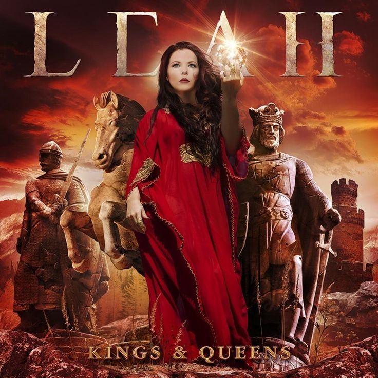 """LEAH is the Celtic Metal project of Siinger and Songwriter Leah McHenry from Canada. She has published two albums, a few EP's and singles. The last album """"Kings & Queens"""" was financed by an unp…"""