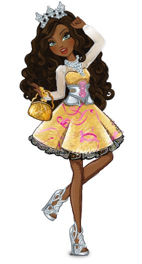 Character Bios - Student Cards & Character Bios | Ever After High