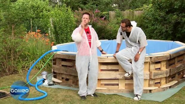 Galileo - Video - Fuffi: Swimming Pool - ProSieben