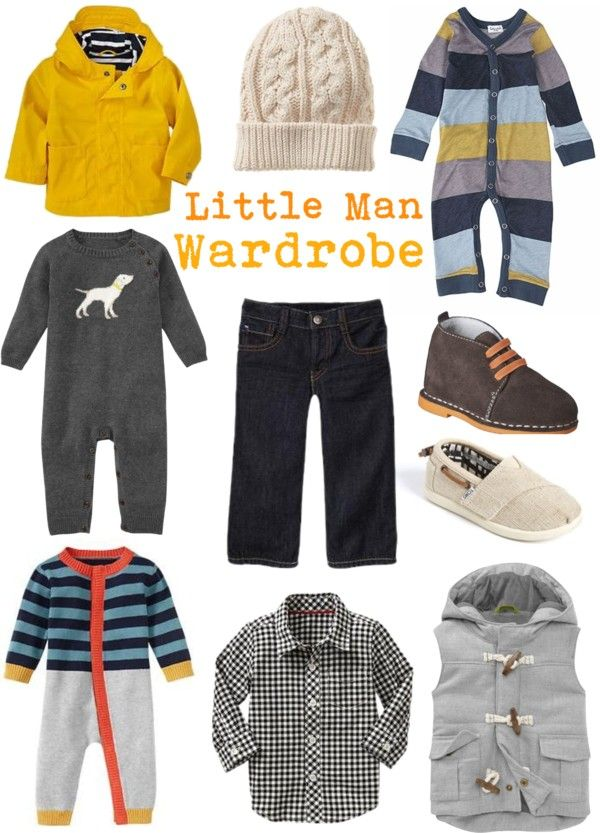 Little Man Wardrobe
