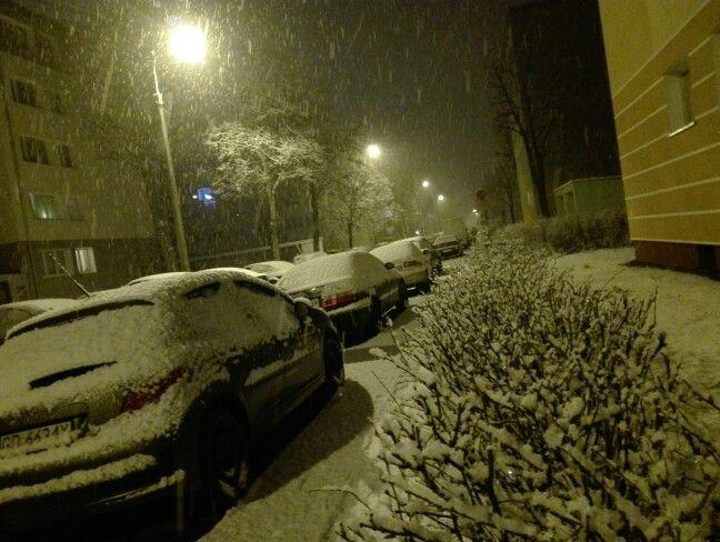 Zima ma też urok w sobie... ;)