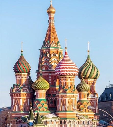 Pokrovkathedraal, Rusland