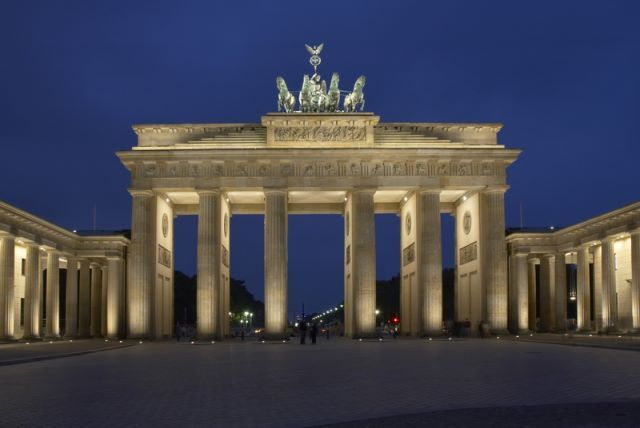 Berlin - The Capital of Germany