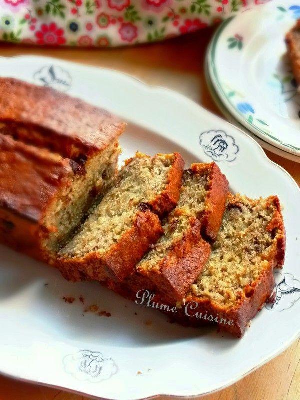 Cette recette de cake aux bananes extra moelleux est vraiment exceptionnelle, le cake va vous surprendre par son moelleux.