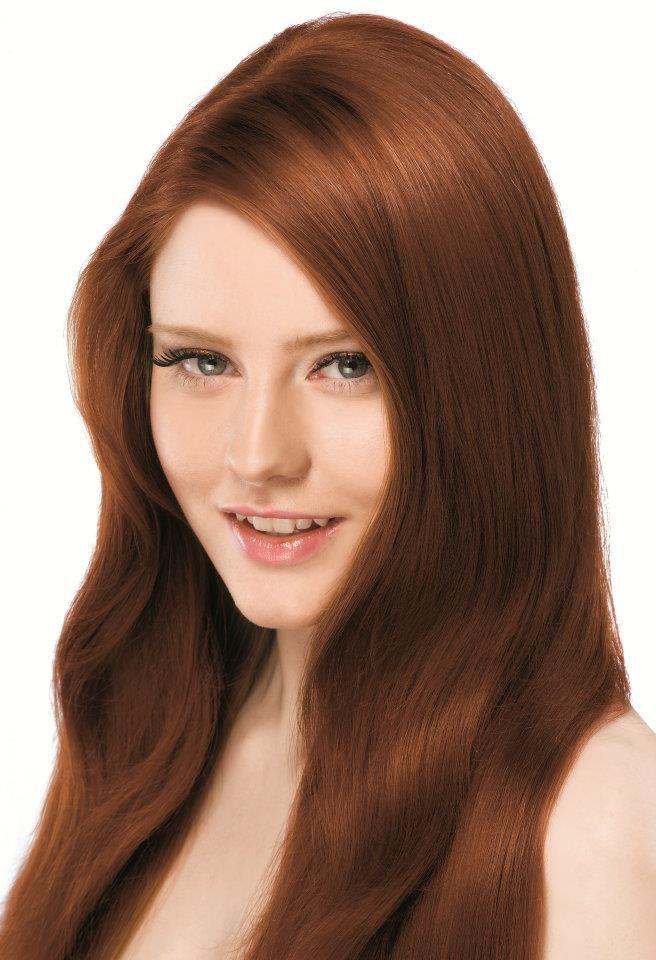 Soft Copper Makeover Hair Color Modern Salon Of Soft