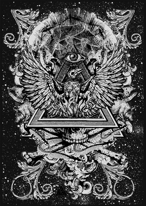 illuminati art - photo #17