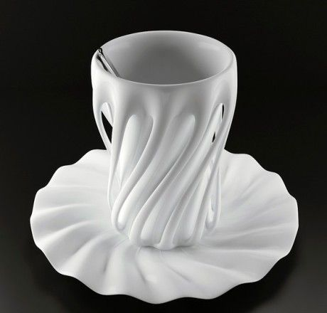 Best 26 double walled images on pinterest other for Cool ceramic art