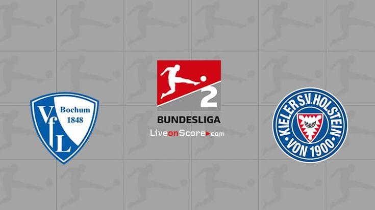 Como Assistir Bochum X Holstein Kiel Futebol Ao Vivo Campeonato Alemao 2ª Divisao 2020 Futebol Stats Campeonato Alemao Futebol Ao Vivo Futebol