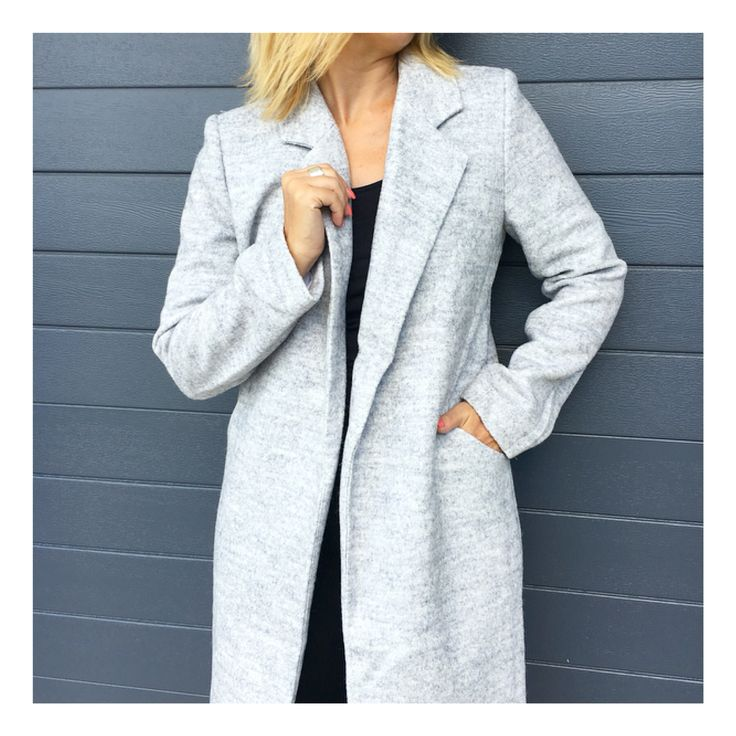 The stunning Janie Coat available online now @ www.bluesageclothing.com.au