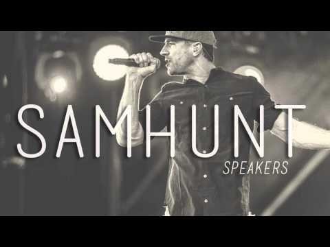 Sam Hunt - Cop Car (with lyrics)[CD version - unofficial lyric video] - YouTube