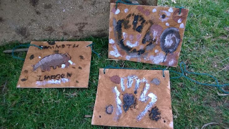 We rolled our sleeves up for a bit of painting with soil this wknd @ATCranborne…