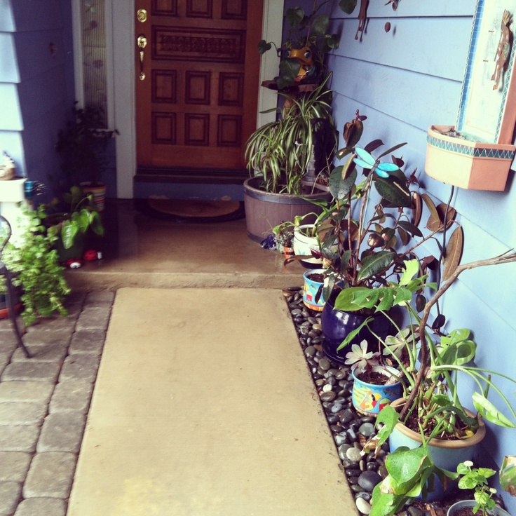 What First Impression Does Your Front Door And Walkway: 77 Best Images About Front Walkway On Pinterest