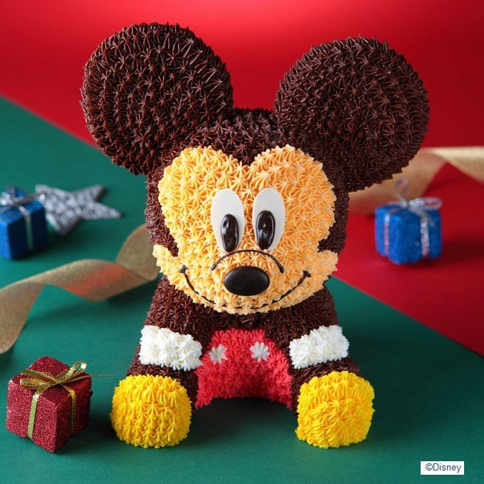 3d mickey mouse cake - Google Search
