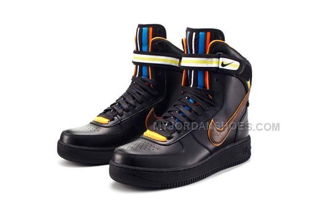 http://www.myjordanshoes.com/nike-air-force-1-riccardo-tisci-nike-rt-air-hi-boots-rihanna-style-mens-black-shoes.html NIKE AIR FORCE 1 RICCARDO TISCI NIKE R.T. AIR HI BOOTS RIHANNA STYLE MENS BLACK SHOES Only $129.00 , Free Shipping!
