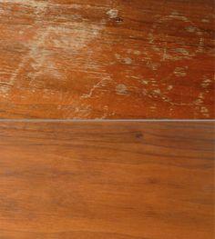 Mit diesem genialen Trick sehen deine Möbel wieder aus wie neu. Grandios!