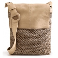 Helen Kaminski Cristov Bag $394.95 - The perfect holiday day-bag that will fit your camera, wallet and phone.