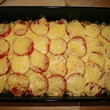 Egy finom Vegetáriánus rakott cukkini ebédre vagy vacsorára? Vegetáriánus rakott cukkini Receptek a Mindmegette.hu Recept gyűjteményében!