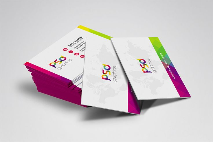 <p>Download Colorful Business Card Free PSD Graphics. This Latest Colorful Business Card Free PSD Graphics is for nearly any sort of corporate and business firm, and even for your personal use. You can almost use it for any kind of…</p>