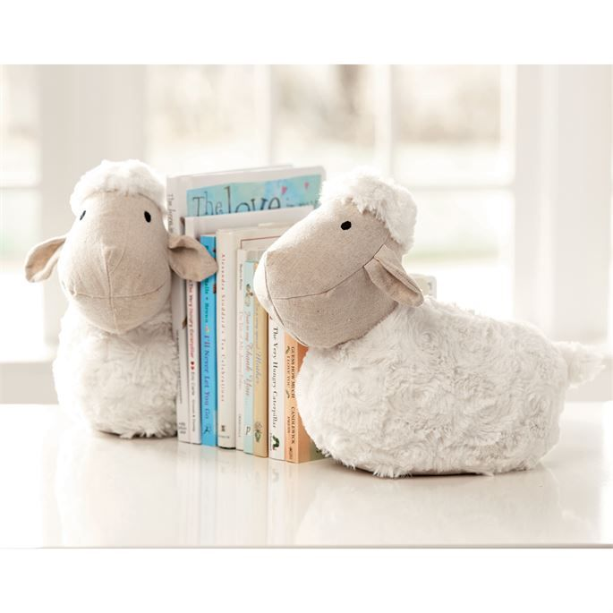 Lamb Bookends|Baby|Mud Pie                                                                                                                                                                                 More