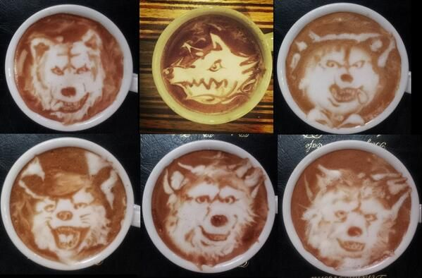 Café5 MAN WITH A MISSION COFFEE