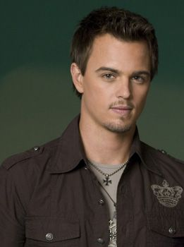 Darin Brooks, played Max Brady.   Adopted son of Caroline and Shawn Brady.  Brother of Bo, Roman, Kimberly, Kayla and another adopted son, Frankie.