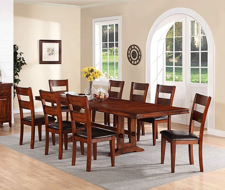 20 Best Dining Room Images On Pinterest  Dining Room Sets Dining Enchanting Dining Room Set For 10 Inspiration