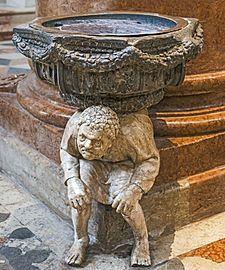 Santa Anastasia (Verona) - Interior - Iglesia de Santa Anastasia (Verona) - Wikipedia, la enciclopedia libre