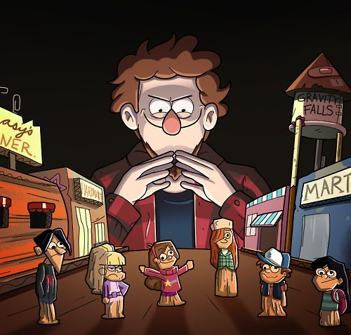 The real Love God of Gravity Falls by moringmark <<<< Yes....YEs.... YEEEESSS!!!!!