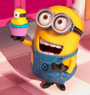 Obviously this minion's been on Pinterest...